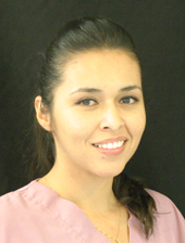 Photo of staff member (ar) at Boston Dental Care, the office of Los Angeles implant dentist Dr. Robert Thein.