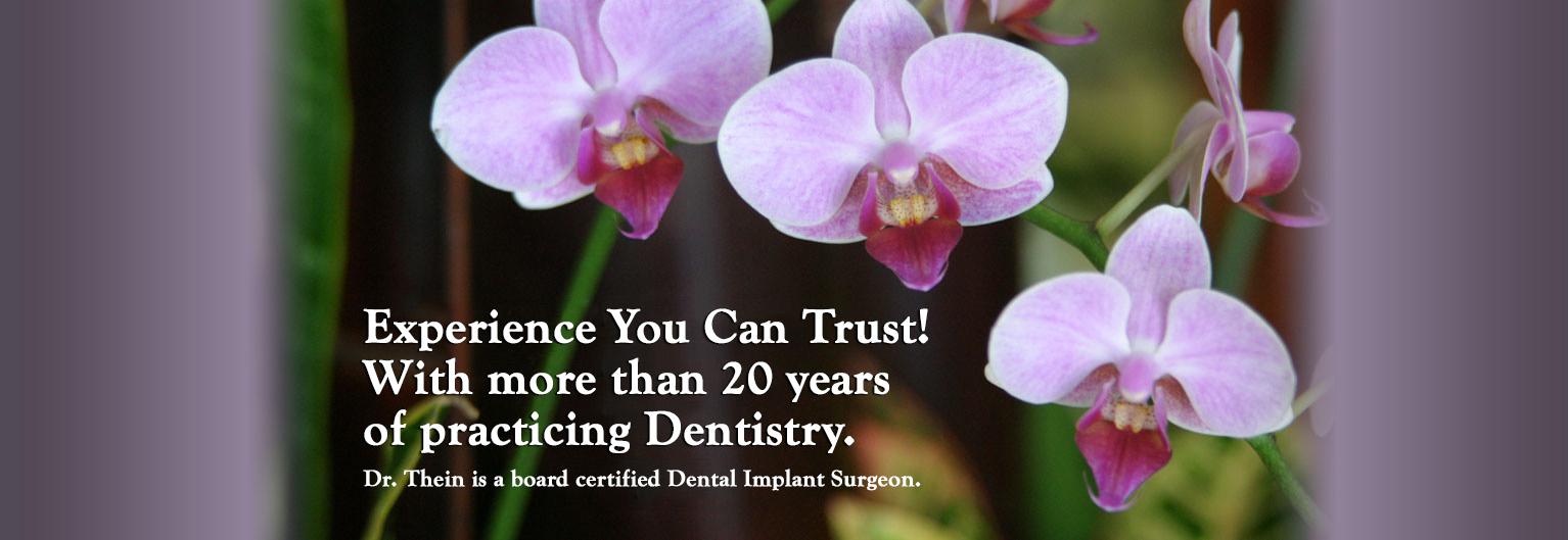 Dr. Thein California Dental Implant Dentist
