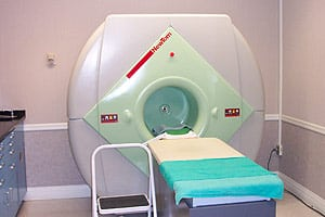 Los Angeles dental implants CT scan photo (1) for implant dentist Dr. Robert Thein.
